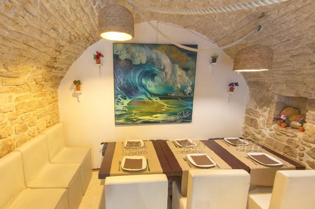 Ostaria Povero Pesce Ristoranti Provincia Bari Hotel